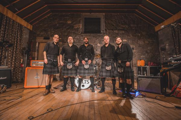 The Kilts Party Band