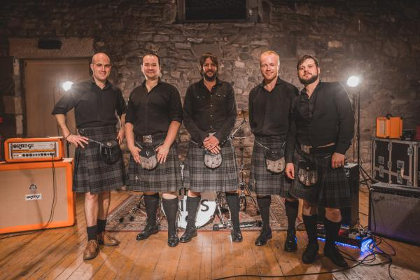 The Kilts Hire A Band